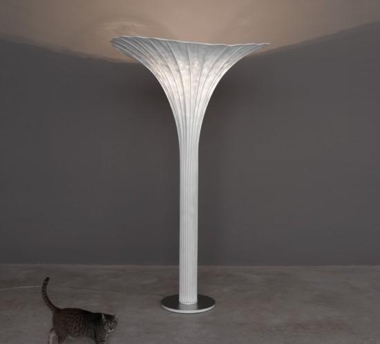 arturo alvarez Africa handmade floor lamp