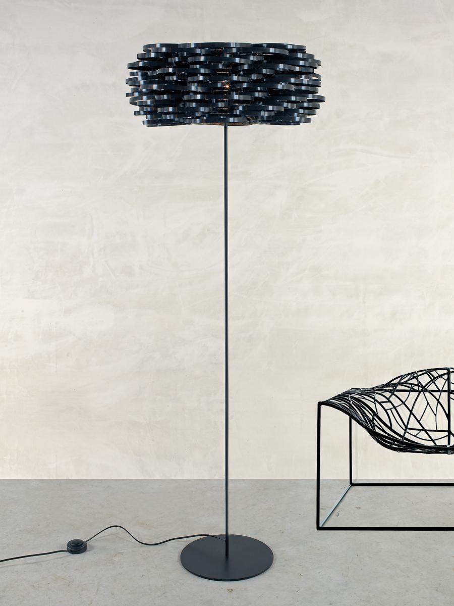 arturo alvarez Aros handmade floor lamp