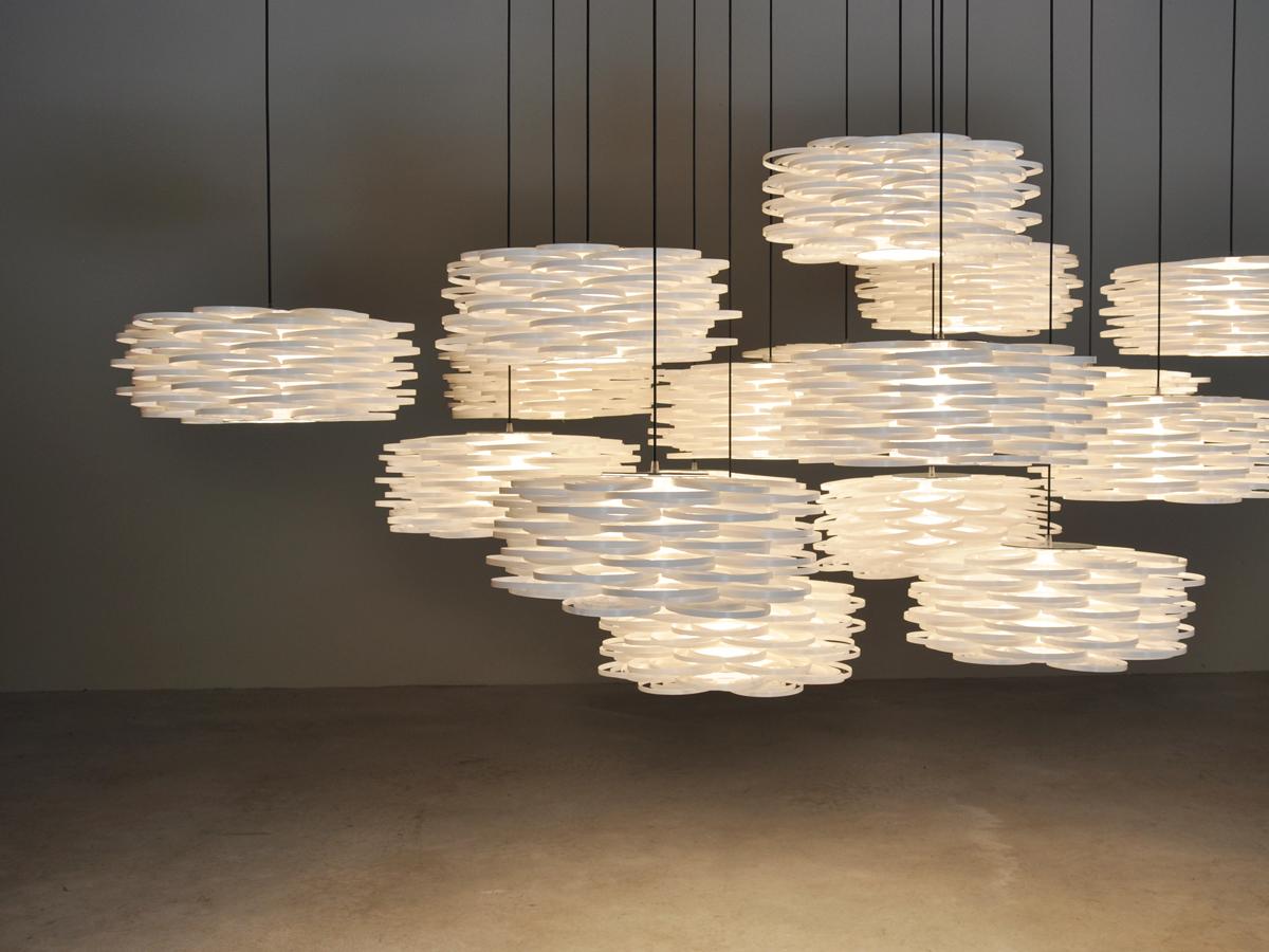 arturo alvarez Aros handmade pendant lamp