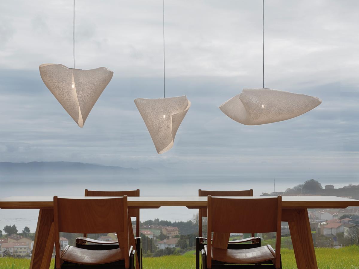 arturo alvarez Ballet handmade pendant lamp