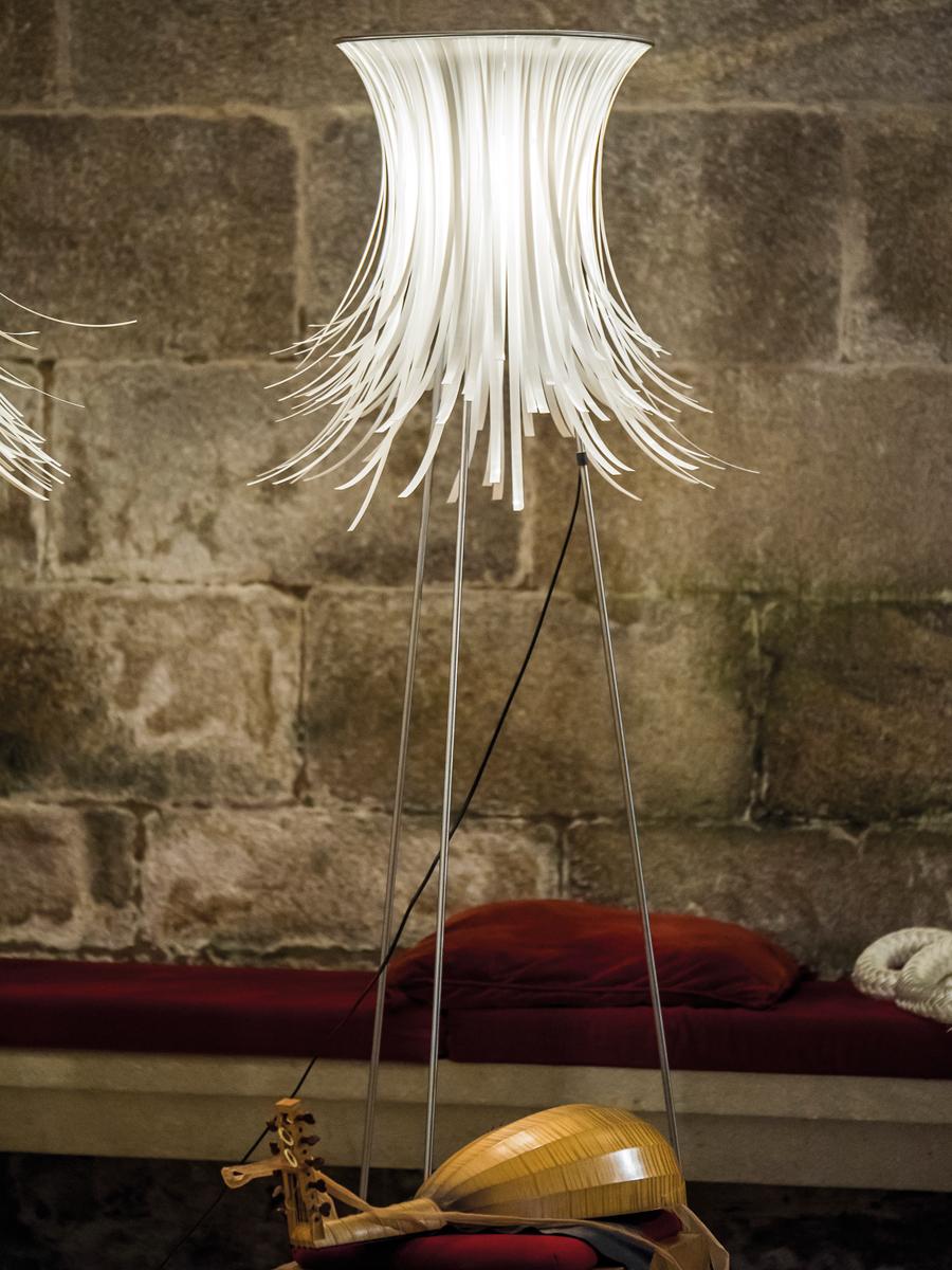 arturo alvarez Bety handmade floor lamp
