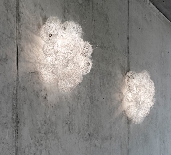 arturo alvarez Blum handmade wall lamp
