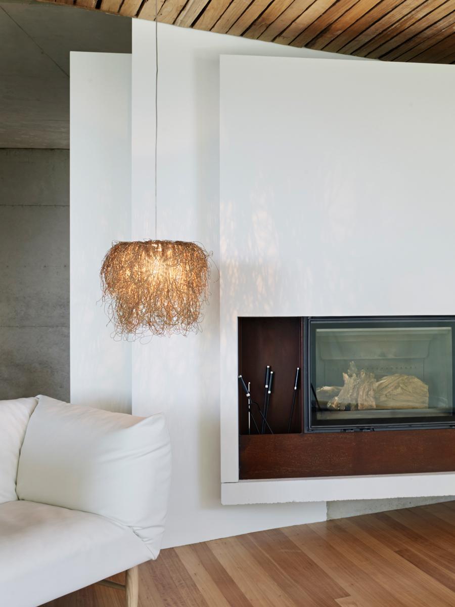 arturo alvarez Caos handmade pendant lamp