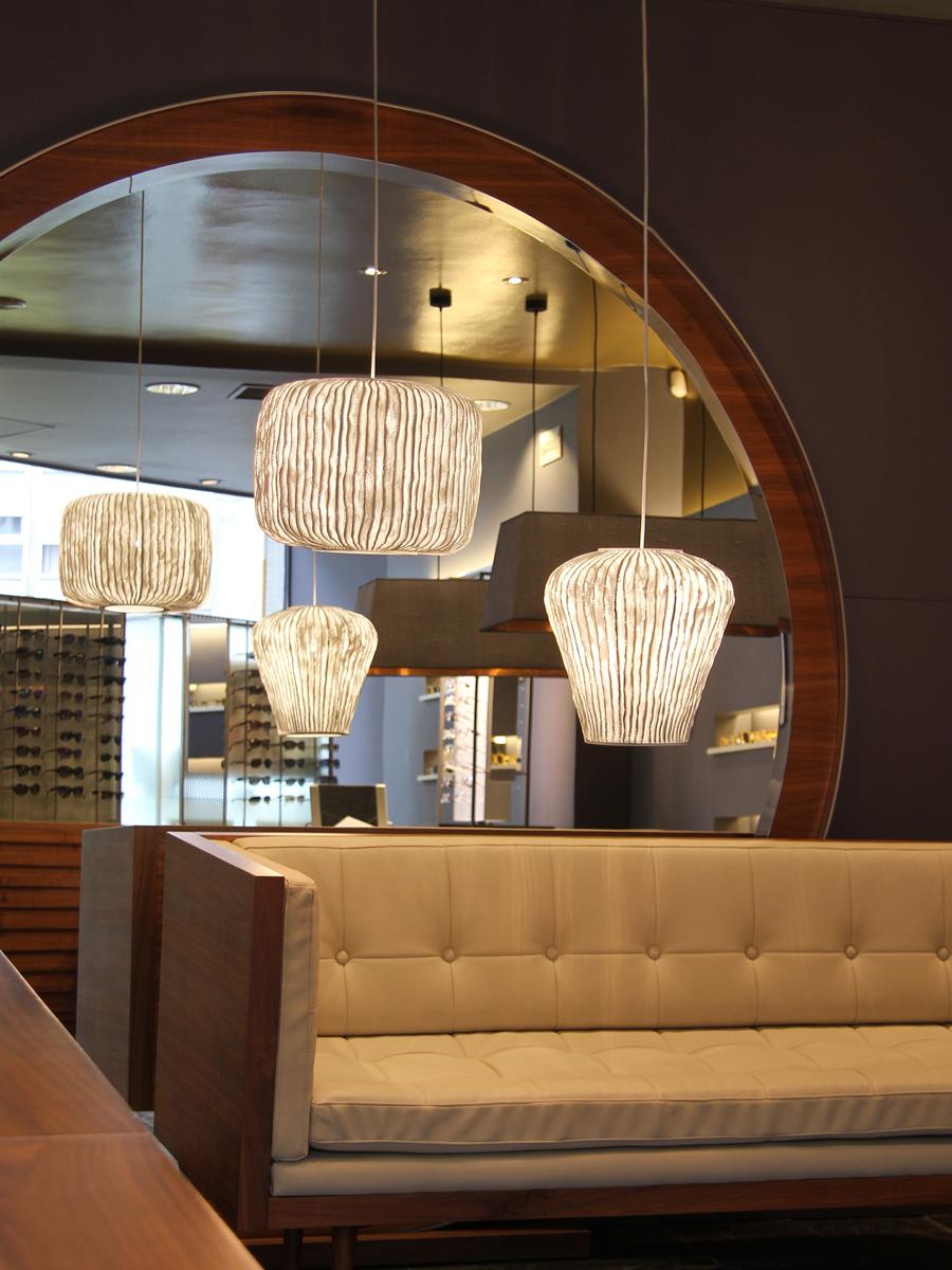 arturo alvarez Coral Sea handmade pendant lamp