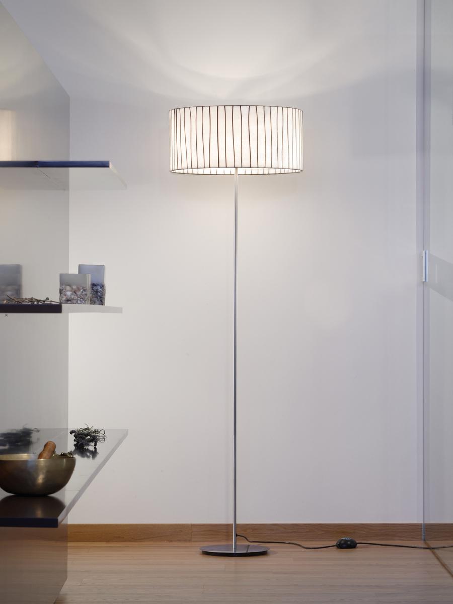 arturo alvarez Curvas handmade floor lamp