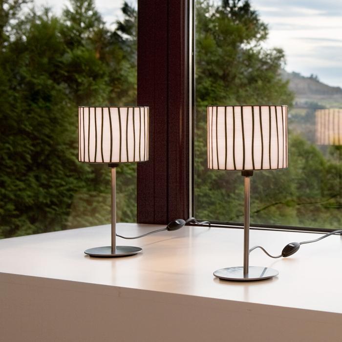 arturo alvarez Curvas handmade table lamp