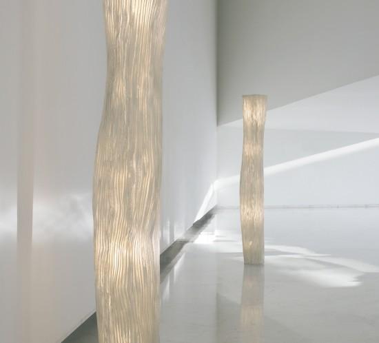 arturo alvarez Gea handmade floor lamp