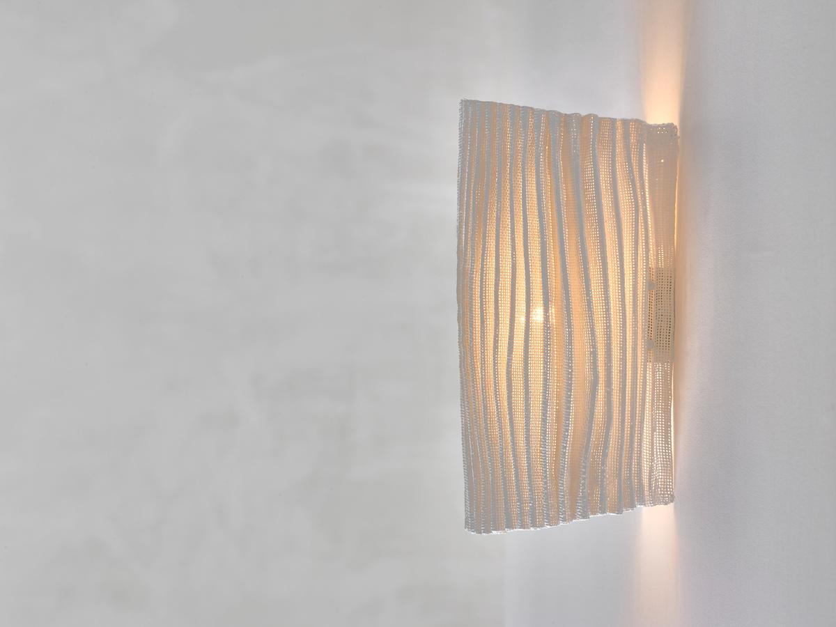 arturo alvarez Gea handmade wall lamp