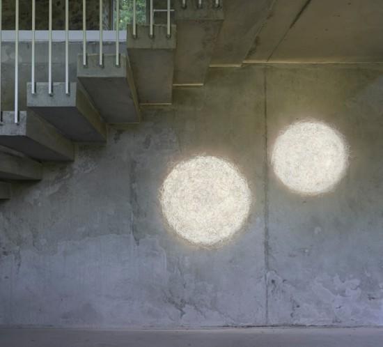 arturo alvarez Icarus handmade wall lamp