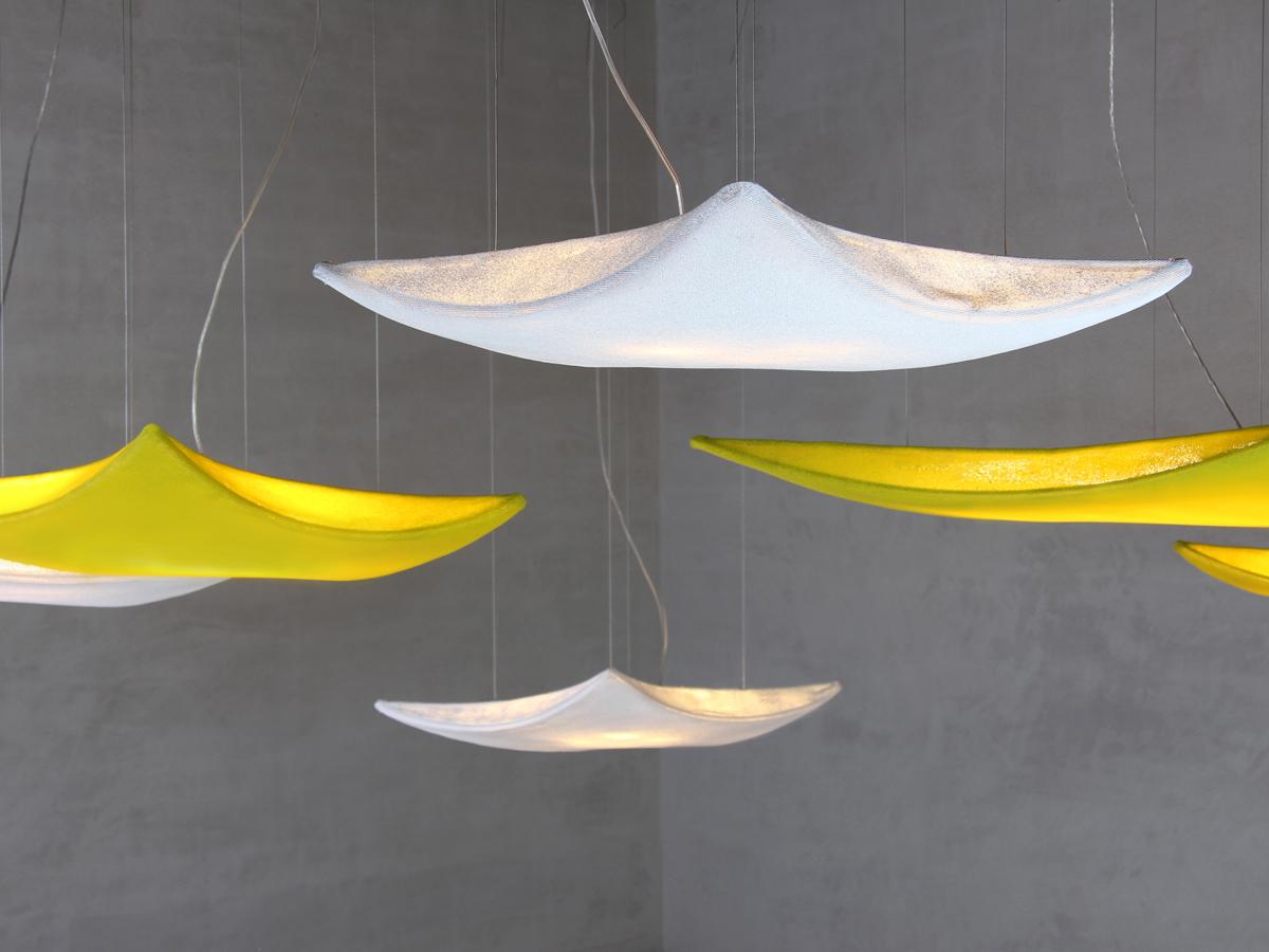 arturo alvarez Kite handmade pendant lamp