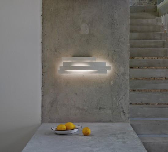 arturo alvarez Li handmade wall lamp
