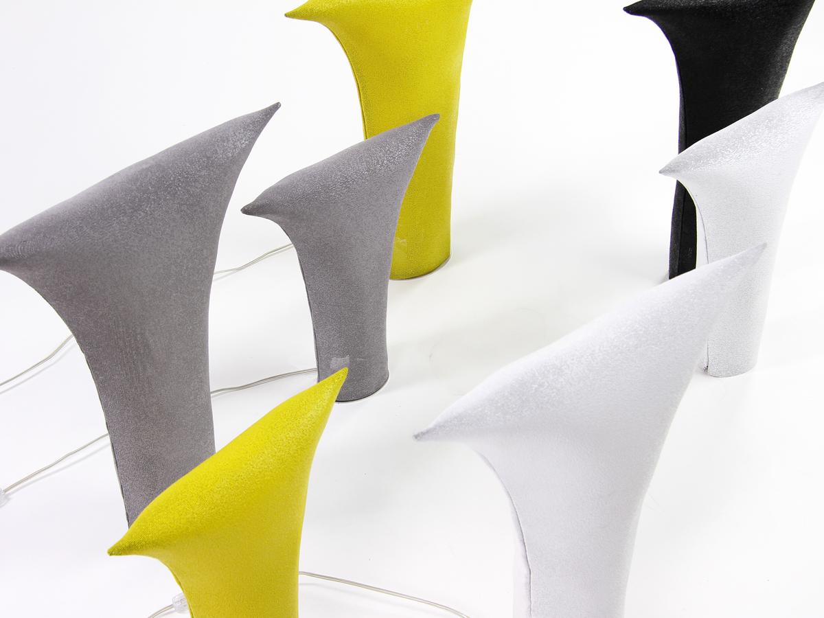 arturo alvarez Muu handmade table lamp