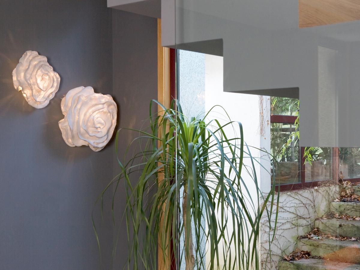 arturo alvarez Nevo handmade wall lamp