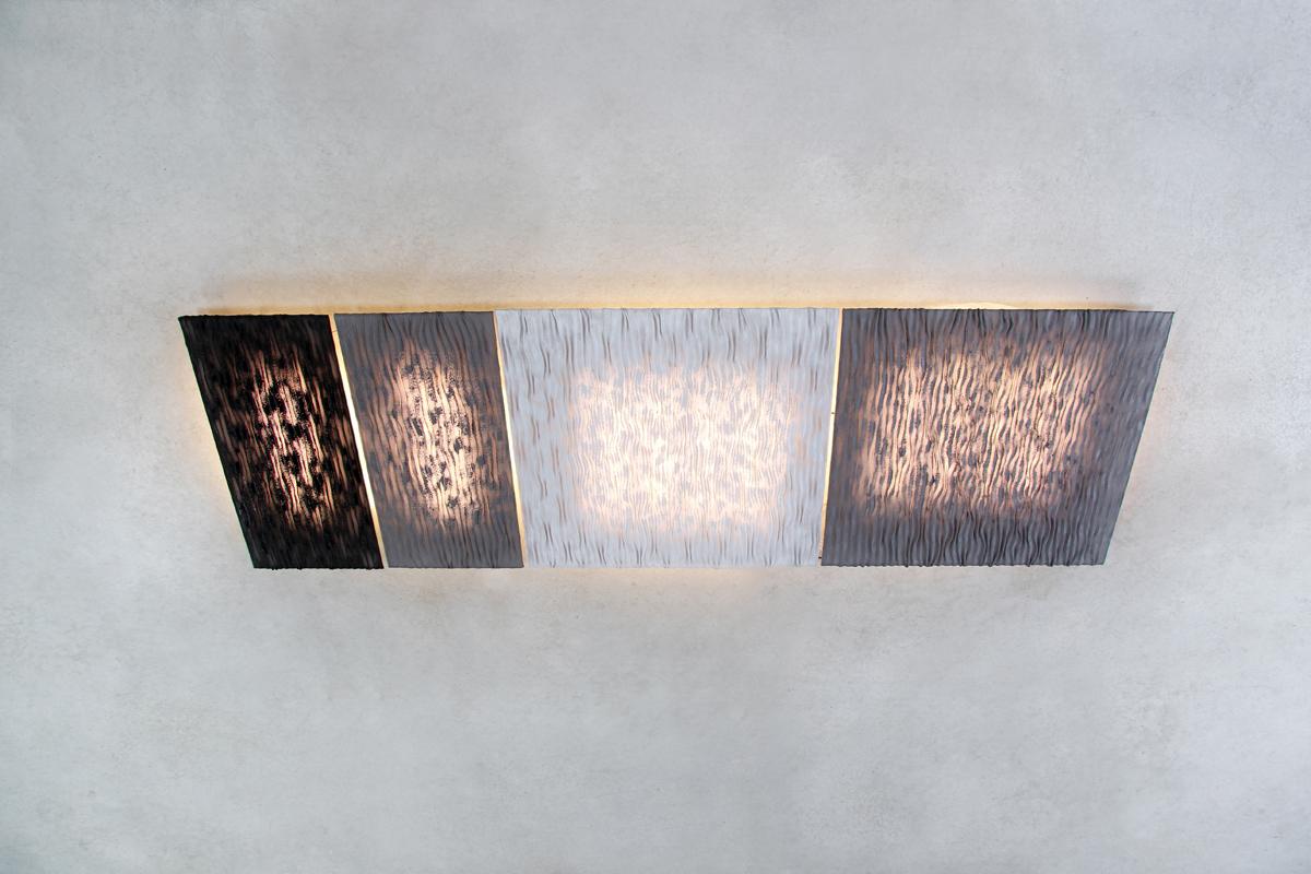 arturo alvarez Planun handmade ceiling lamp