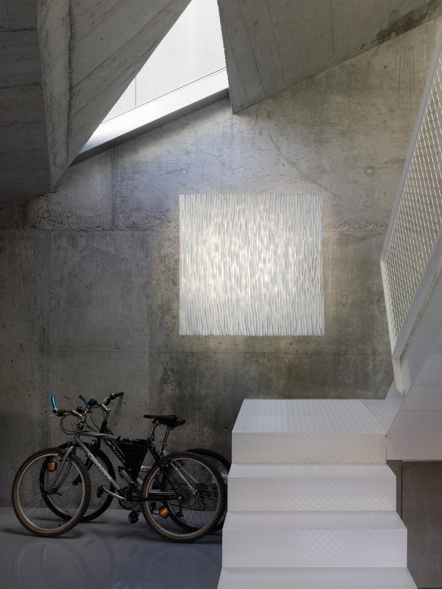 arturo alvarez Planum handmade wall lamp