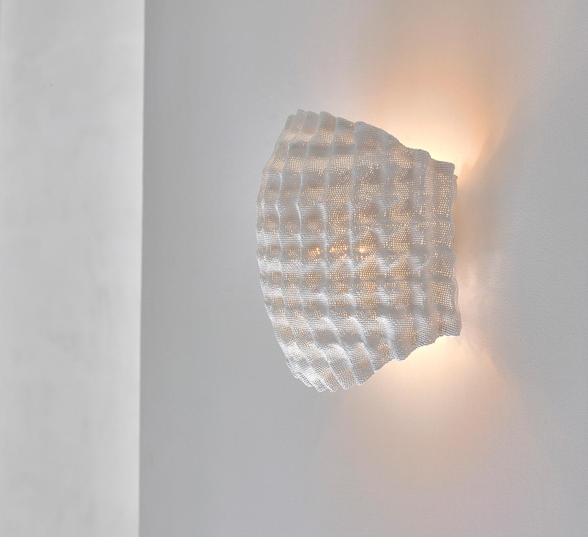 arturo alvarez Tati handmade wall lamp