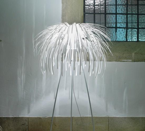 arturo alvarez Tina handmade floor lamp