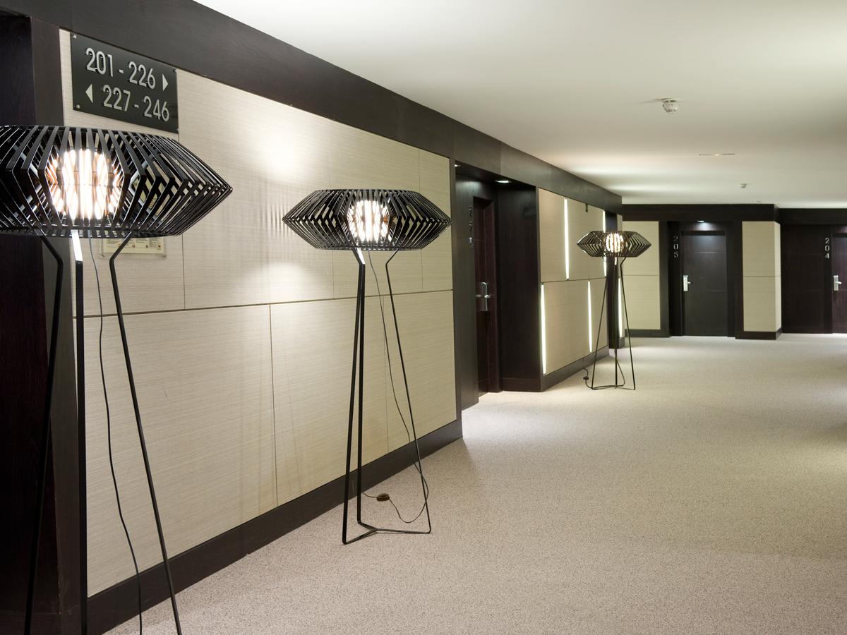 arturo alvarez V handmade floor lamp