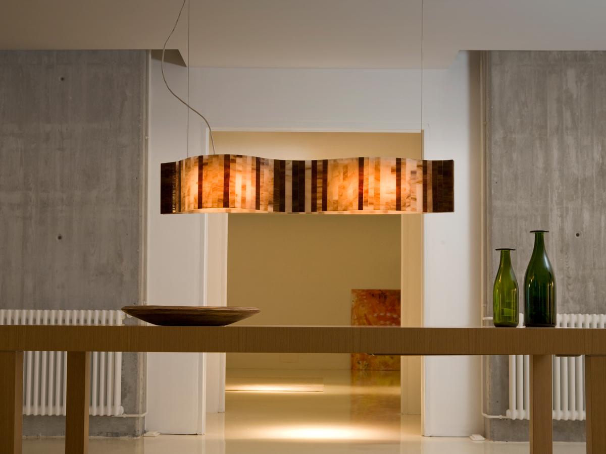arturo alvarez Vento handmade pendant lamp