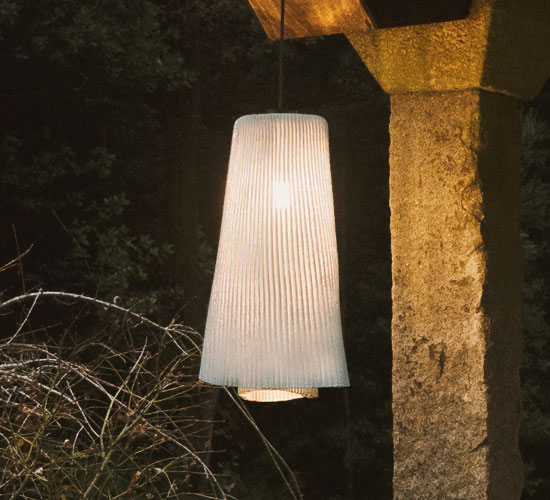 Tempo andante outdoor lamp ip64